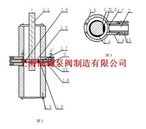 径向磁力隔膜泵结构