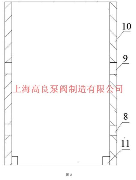 图2是外体结构示意图