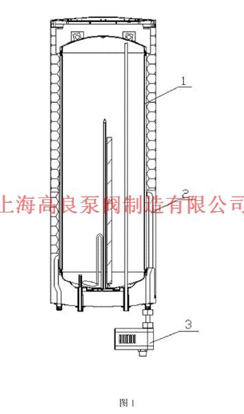 热水器外置式循环泵水箱设计
