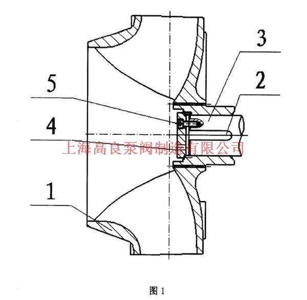 螺钉连接结构图