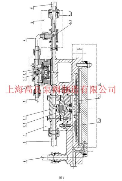 防爆式自吸船用离心泵结构设计要求