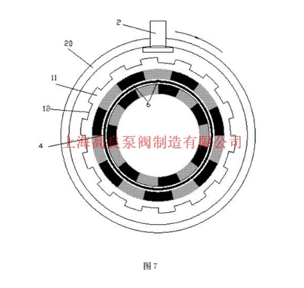 磁力泵轴承监测说明图片