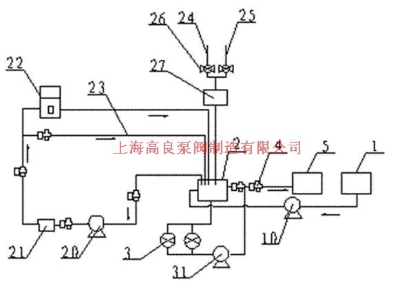 污水清理设备结构图